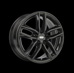 Диск колесный BBS SX 7.5x17 5x120 ET37 CB72.5 crystal black