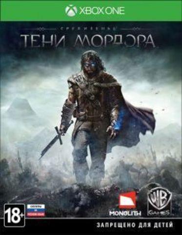 Microsoft Xbox One Средиземье: Тени Мордора (русские субтитры)