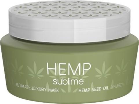 Маска интенсивно-увлажняющая для сухих и поврежденных волос,Selective Hemp Sublime,250 мл.