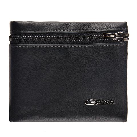 Мужское портмоне черного цвета Giorgio Ferretti 0095-C1 black GF