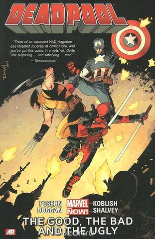 Deadpool: Volume 3: The Good, the Bad and the Ugly | Руслан Хубиев