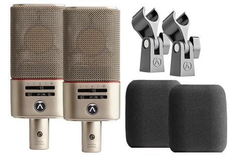 Austrian Audio OC818 Live Set Стереопара конденсаторных микрофонов