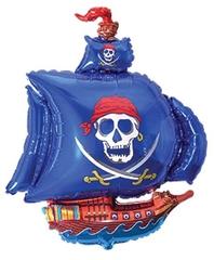 F Пиратский корабль (синий), 41