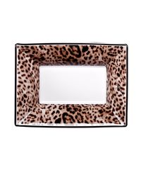 Тарелка для закусок Roberto Cavalli Jaguar Tidi Tray Medium