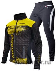 Элитный лыжный костюм Noname Elite UX Carbon Activation