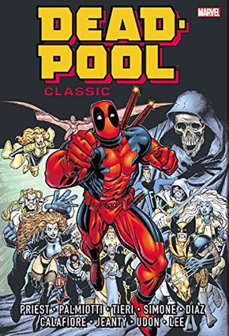 Deadpool Classic Omnibus