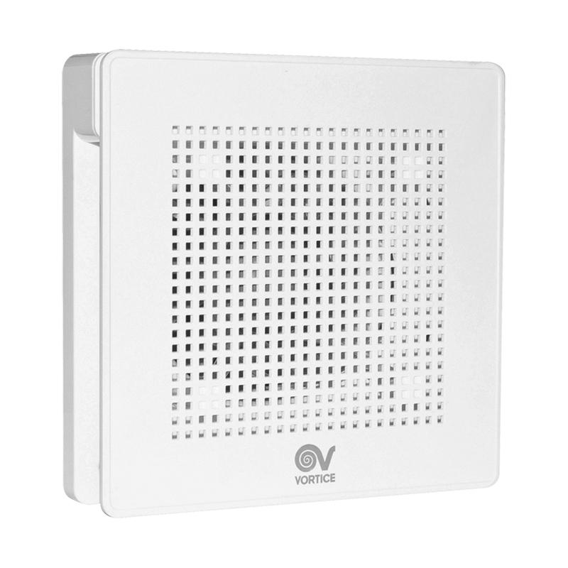 Накладные вентиляторы VORTICE серии Punto Evo Вентилятор накладной Vortice Punto Evo ME 100/4 LL (двухскоростной) ПЭ01.jpg
