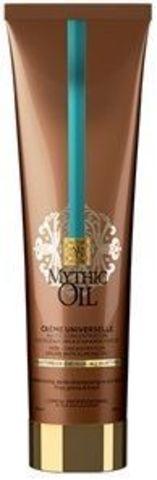 Универсальный крем 3 в 1 для всех типов волос, Loreal Mythic Oil,150 мл.