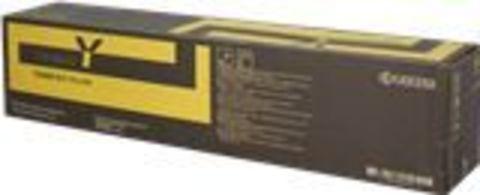 Kyocera TK-8600Y - желтый тонер-картридж для принтеров Kyocera FS-C8600DN, C8650DN. Ресурс 20000 страниц.