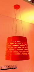 светильник подвесной Tress (красный)