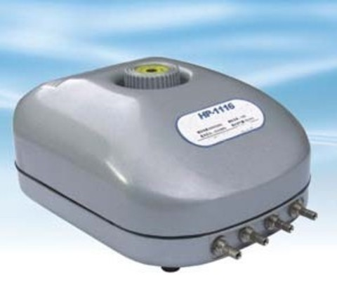 Magnetic vibration air pump hp 1116