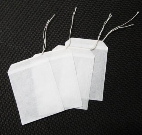 Фильтр-пакеты для заваривания чая и трав, целлюлоза (50 шт.)