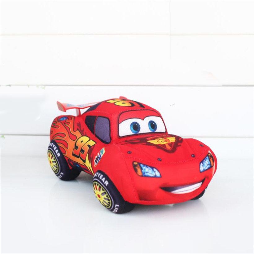 Молния Маккуин мягкая игрушка из мультфильма Тачки