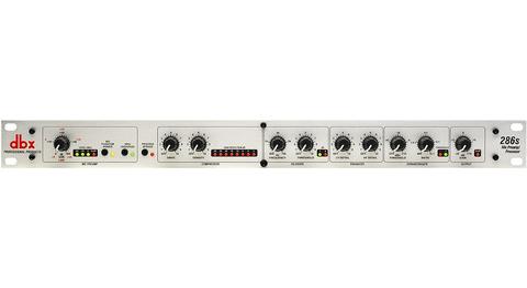 DBX 286S микрофонный предусилитель