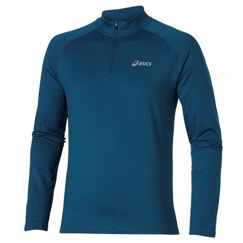 Рубашка беговая Asics Ess Winter 1/2 Zip мужская (8123)