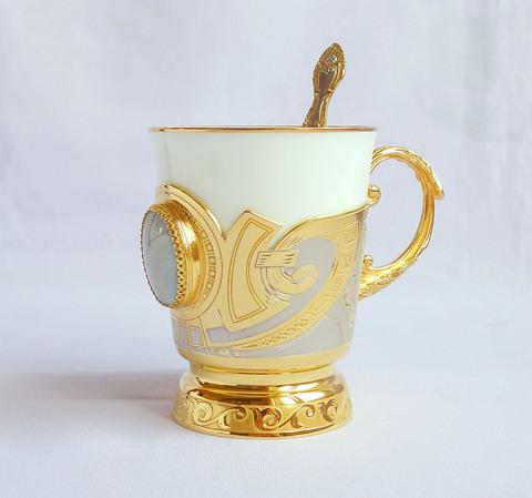 Кофейная чашка Агат