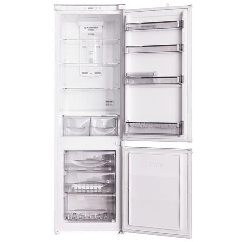 Встраиваемый двухкамерный холодильник Maunfeld MBF.177NFW