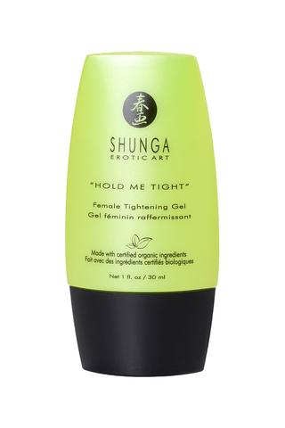 Гель для сужения влагалища Shunga Hold me tight из 100% органичеких компонентов, 30 мл фото
