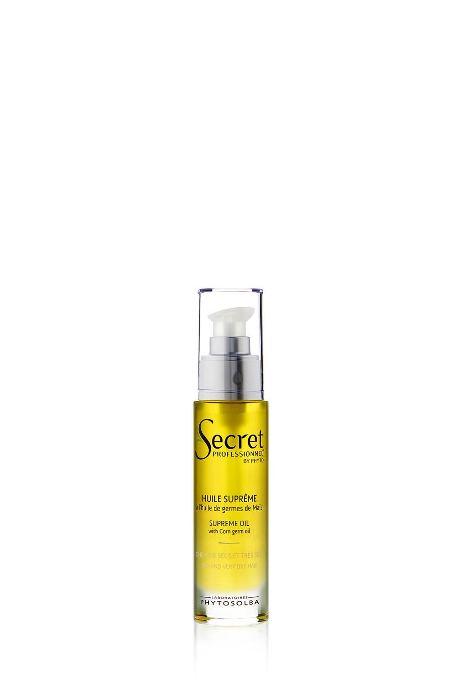 Huile Supreme | Питательное масло глубокого действия для очень сухих, поврежденных волос 50мл