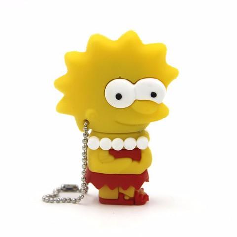 USB-флешка Лиза Симпсон