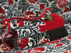Полотенце 75x150 Feiler Zoe 120 rot