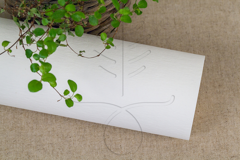 Моющаяся крафт-бумага цвет белый, 5 размеров