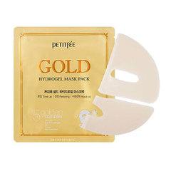 Petitfee Gold Hydrogel Mask Pack - Гидрогелевая маска для лица с золотым комплексом