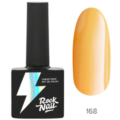 Гель-лак RockNail Basic 168 Mango tango