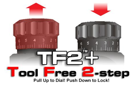 LEAPERS 3-9X32 TRUE HUNTER CLASSIC TF2+ (SCP-U392AODT2)