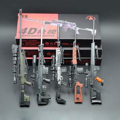 Оружие для фигурок 1/6 сборное Снайперская винтовка