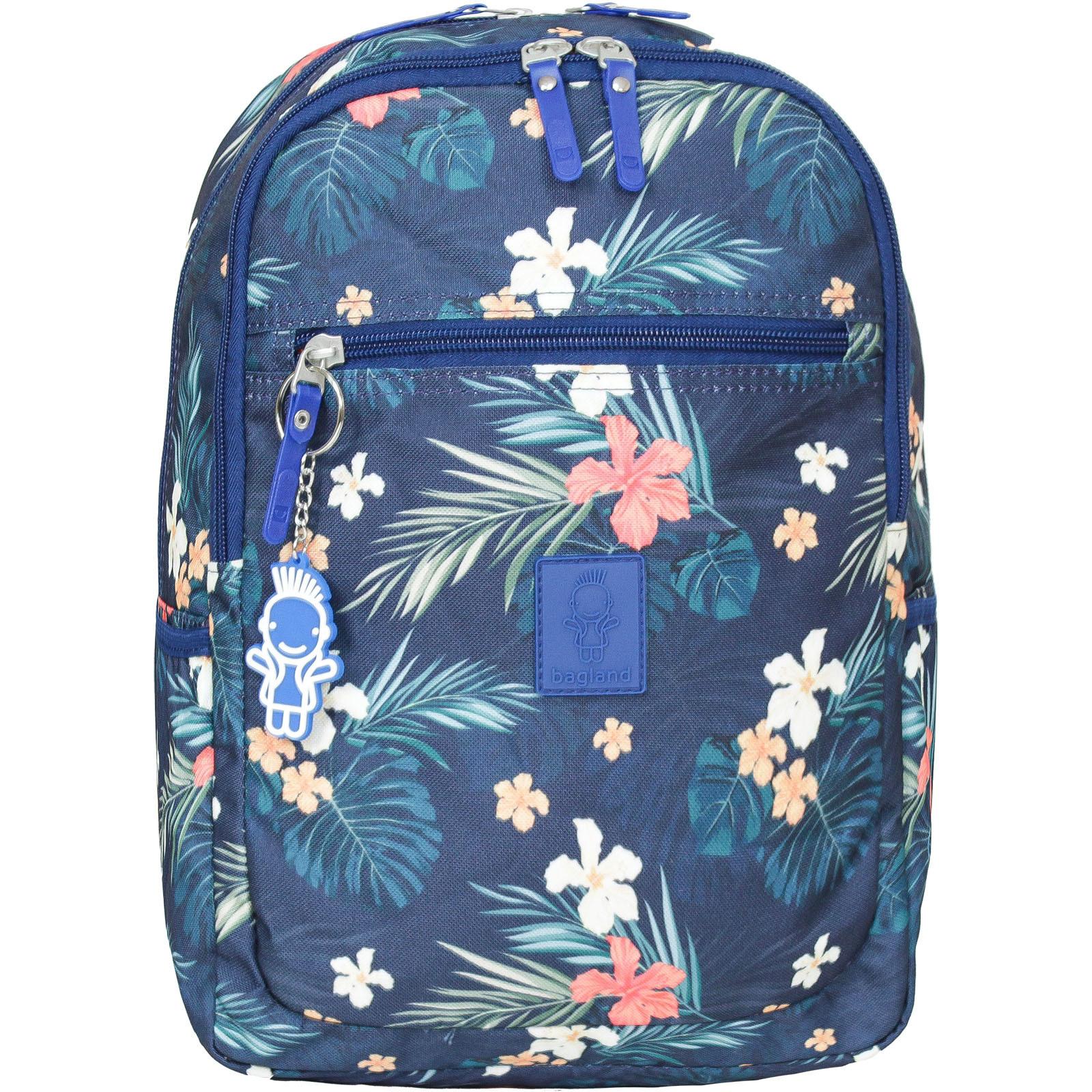 Детские рюкзаки Рюкзак Bagland Young 13 л. сублимация (цветы) (00510664) IMG_8678-1600.jpg
