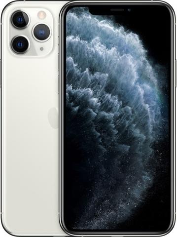 Apple iPhone 11 Pro 512GB (Серебристый)