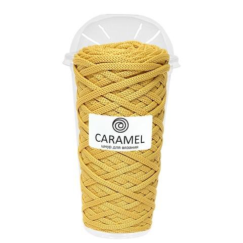 Шнур для вязания Caramel 1912 голд