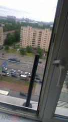T-8830 МА/antenna.ru. Антенна дальний прием ФМ наружная для музыкальных центров на магните уличная.