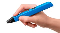 3D ручка Myriwell RP600A (цвет: желтый)