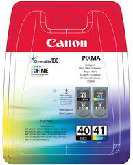 Комплект картриджей Canon PG-40/CL-41