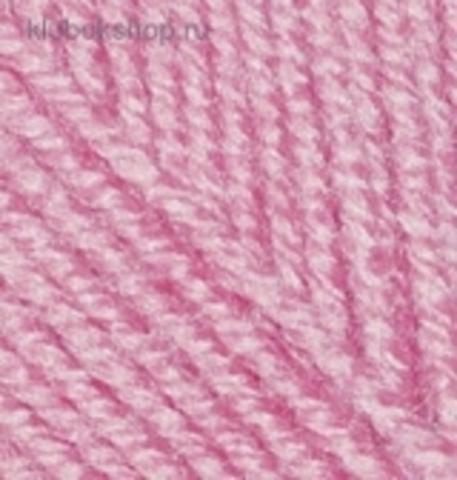 Пряжа Alize Superlana KLASIK 295 розовый фото