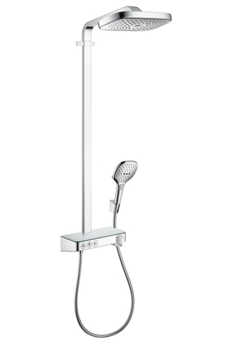 Душевая панель Hansgrohe Raindance Select E  27127000