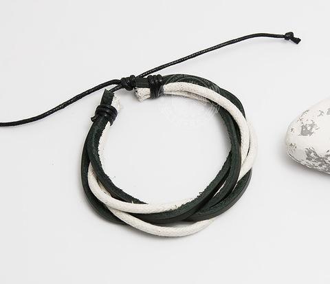 SL0134-K Кожаный браслет