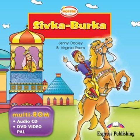 Sivka-Burka.multi-ROM. Аудио CD/DVD видео