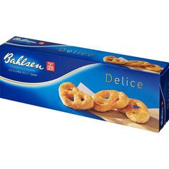 Печенье Bahlsen Delice сухое крендельки 100г