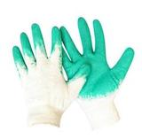 Перчатки трикотажные  с одинарным латексным покрытием (1 мешок - 300 пар/ упак 10 пар)