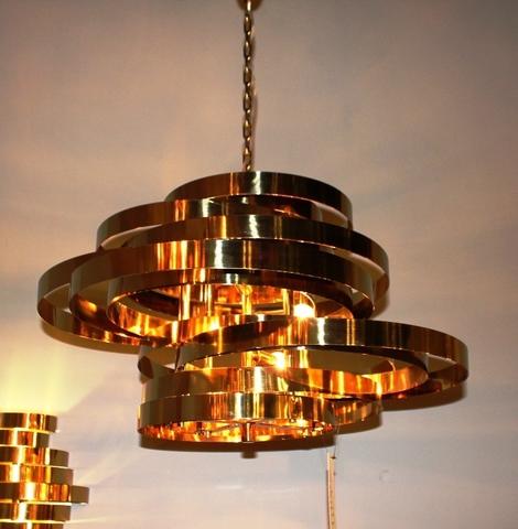 replica RING lights by HENGE 2