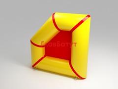 Надувная фигура для пейнтбола