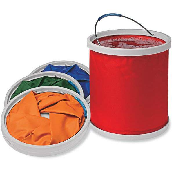 """Распродажа Складное ведро (ведро-трансформер) """"Foldaway Bucket"""" ae0914b9b9285ee74b2a89fdf57050b5.jpg"""