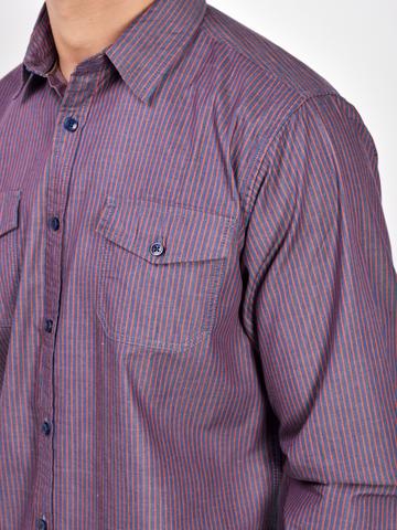 Рубашка д/р муж.  M922-02D-11SR