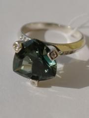 Браво (кольцо  из серебра)
