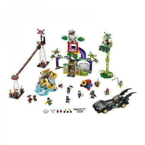 LEGO Super Heroes: Джокерленд 76035