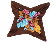 L301-3 платок женский, цветной