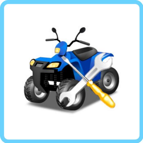 Сборка квадроцикла/Багги